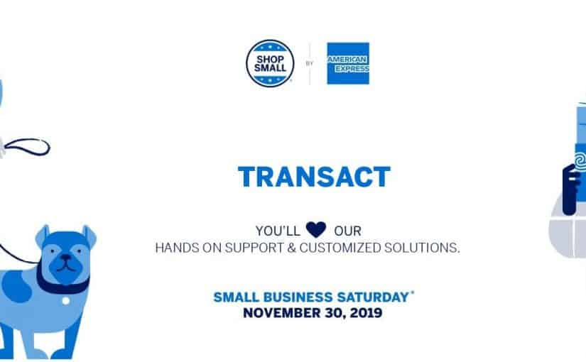Why Small Business Saturday? Why This Year?