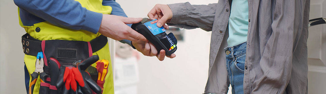 Credit Card Processing for Electricians