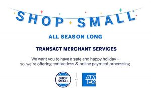 TransAct is Big on Shop Small
