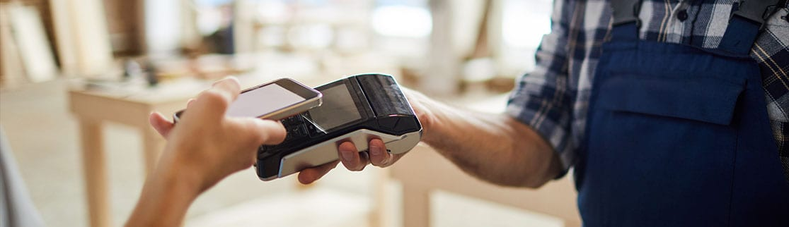 Credit Card Processing for Contractors